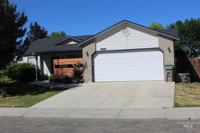 2080 S Crimson Rose Way, Boise, ID 83709 (MLS #98806571) :: Own Boise Real Estate