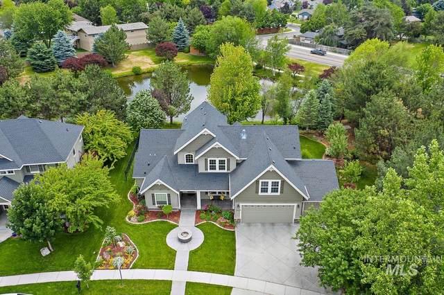 1312 N Crosswater Way, Eagle, ID 83616 (MLS #98806576) :: Haith Real Estate Team