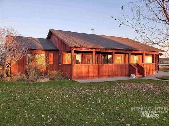 530 N Richard Road, Shoshone, ID 83352 (MLS #98806588) :: Scott Swan Real Estate Group