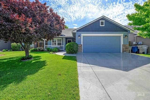 5648 N Hertford Way, Boise, ID 83714 (MLS #98806595) :: Build Idaho