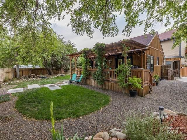 2801 W Moore St, Boise, ID 83702 (MLS #98806602) :: Own Boise Real Estate