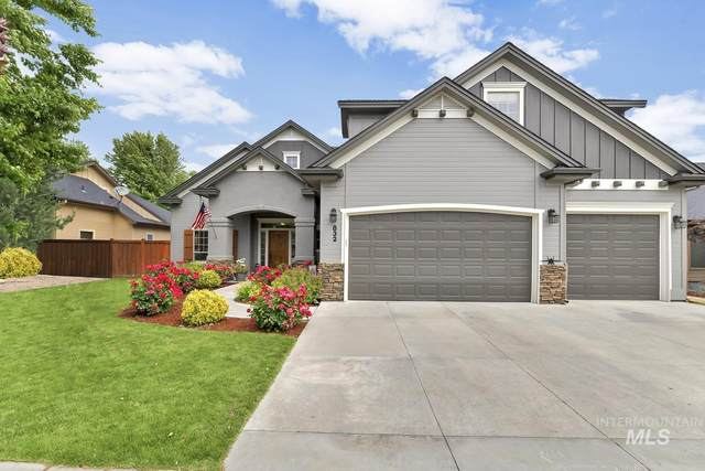 832 E Silver Torch St, Meridian, ID 83646 (MLS #98806611) :: Own Boise Real Estate