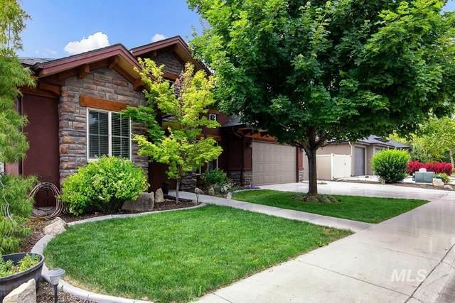 9307 W Sageberry Dr, Boise, ID 83709 (MLS #98806618) :: Scott Swan Real Estate Group