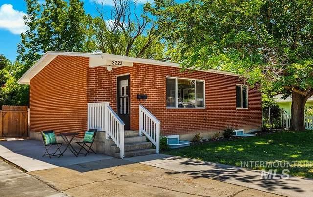 2223 W Ona St, Boise, ID 83705 (MLS #98806619) :: Own Boise Real Estate