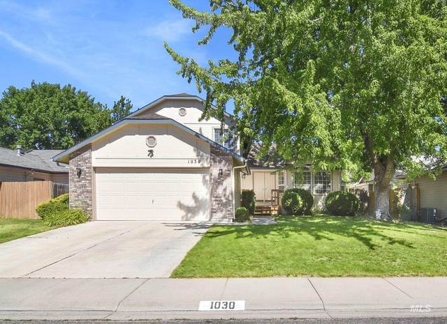 1030 N Silver Ash Ave, Boise, ID 83713 (MLS #98806622) :: Minegar Gamble Premier Real Estate Services