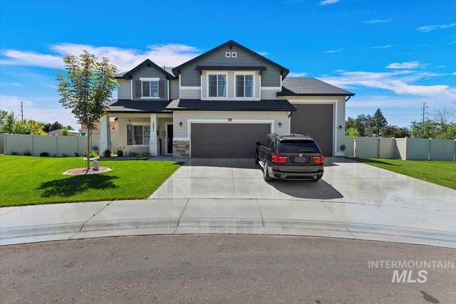 2621 S Heritage, Boise, ID 83709 (MLS #98806635) :: Hessing Group Real Estate