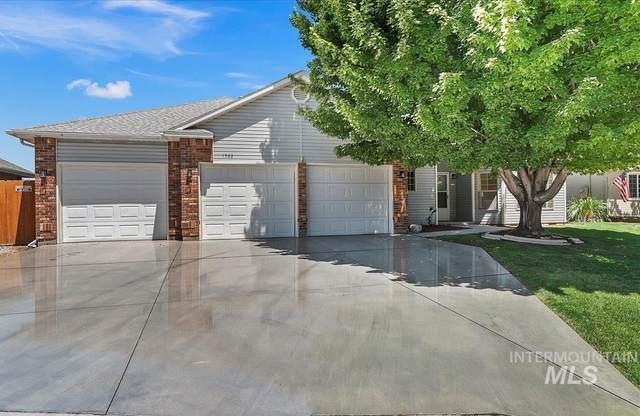 1362 N Christopher, Boise, ID 83704 (MLS #98806649) :: Adam Alexander