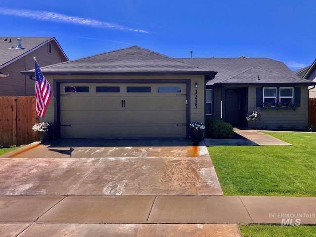 1215 W Sanetta St, Nampa, ID 83651 (MLS #98806660) :: Story Real Estate