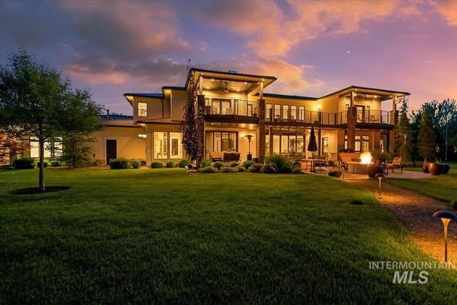 476 E Riversedge Lane, Eagle, ID 83616 (MLS #98806670) :: Haith Real Estate Team