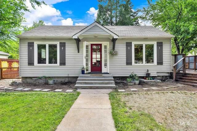 2041 N N 16th, Boise, ID 83702 (MLS #98806671) :: Haith Real Estate Team