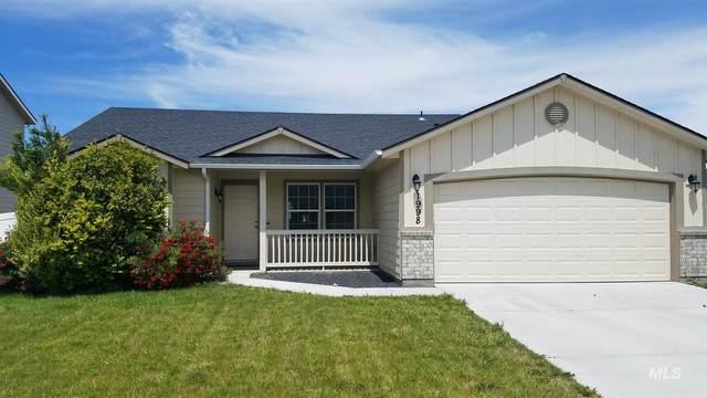 1998 W W Stony Desert St, Kuna, ID 83634 (MLS #98806681) :: Haith Real Estate Team