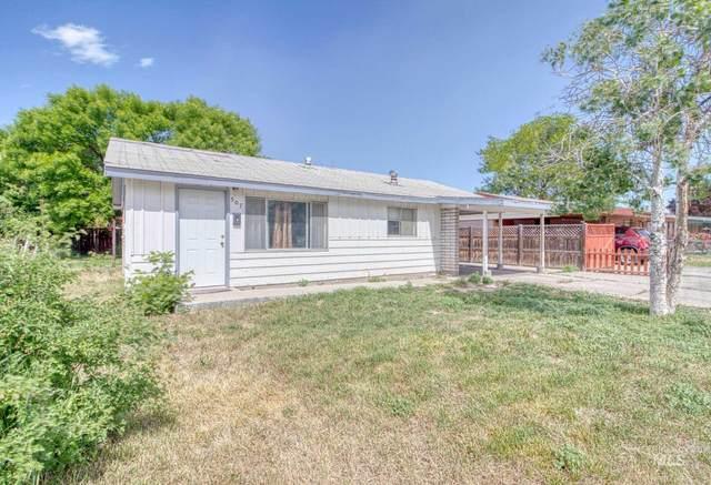 507 S C Street, Rupert, ID 83350 (MLS #98806684) :: Minegar Gamble Premier Real Estate Services