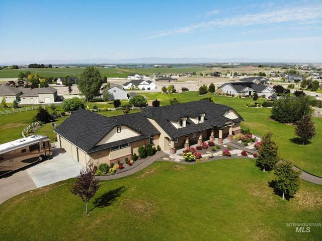 12856 Featherstone Drive, Nampa, ID 83686 (MLS #98806693) :: Hessing Group Real Estate