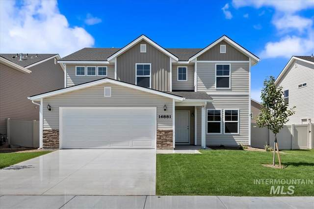 10301 Longtail Dr., Nampa, ID 83687 (MLS #98806698) :: Trailhead Realty Group