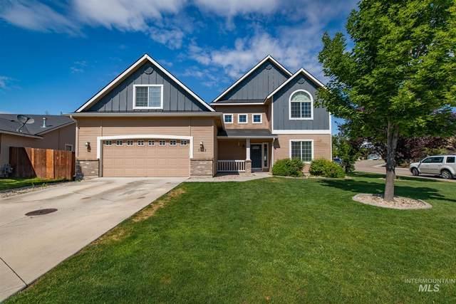 5498 S Moonfire, Boise, ID 83709 (MLS #98806700) :: Story Real Estate