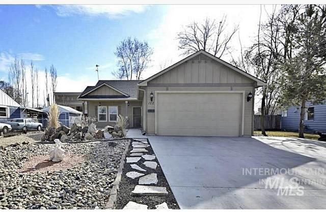 122 Mead, Caldwell, ID 83605 (MLS #98806709) :: Michael Ryan Real Estate