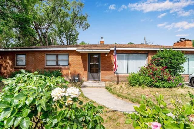 2519 S Vista Ave., Boise, ID 83705 (MLS #98806710) :: Haith Real Estate Team