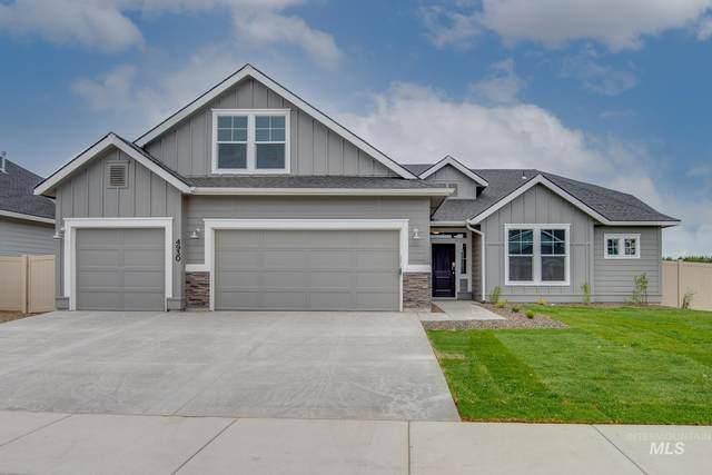 2870 N Coral Falls Ave, Kuna, ID 83634 (MLS #98806713) :: Haith Real Estate Team
