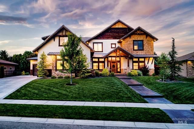 7152 N Sunset Maple Way, Meridian, ID 83646 (MLS #98806715) :: Silvercreek Realty Group
