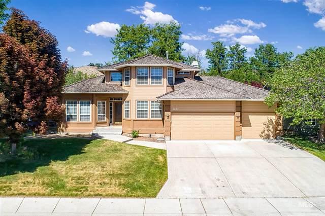 5882 W Drawbridge Drive, Boise, ID 83703 (MLS #98806726) :: Haith Real Estate Team