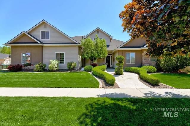 5240 N Chimney Peak Ave, Meridian, ID 83642 (MLS #98806737) :: Scott Swan Real Estate Group