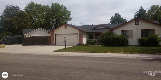 1571 W Greenhead, Meridian, ID 83642 (MLS #98806741) :: Own Boise Real Estate