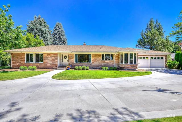 4140 W Hillcrest Drive, Boise, ID 83705 (MLS #98806745) :: Epic Realty