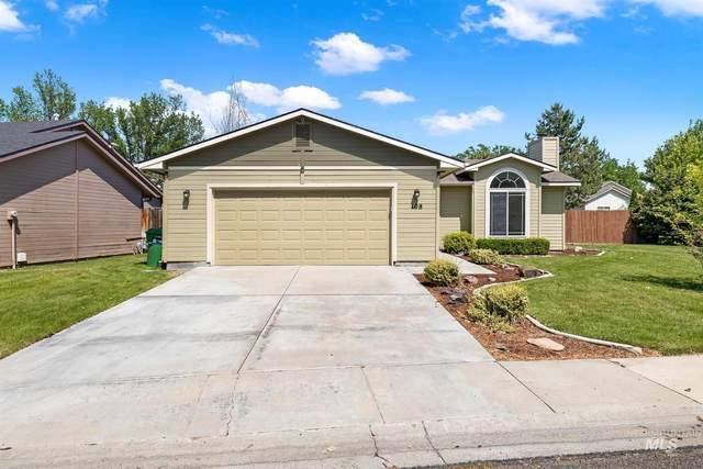 108 S Crest Wood, Meridian, ID 83642 (MLS #98806749) :: Build Idaho