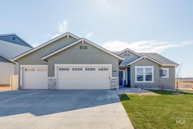2536 E Fitz Roy St, Kuna, ID 83634 (MLS #98806753) :: Haith Real Estate Team