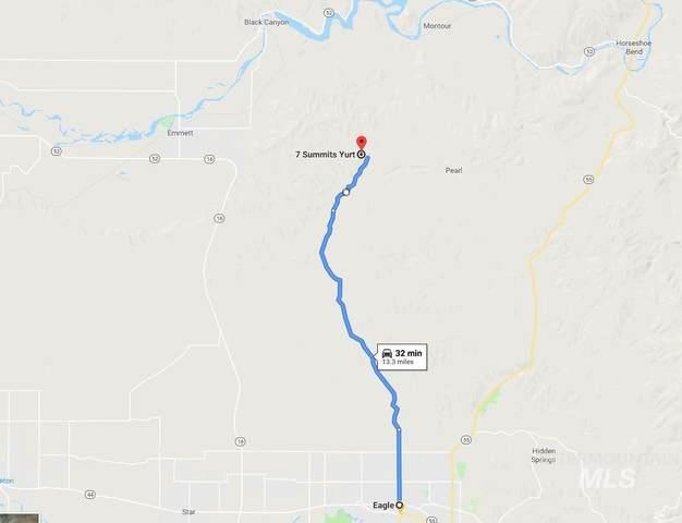 Seven Summits Hunting Ranch, Emmett, ID 83617 (MLS #98806755) :: Haith Real Estate Team