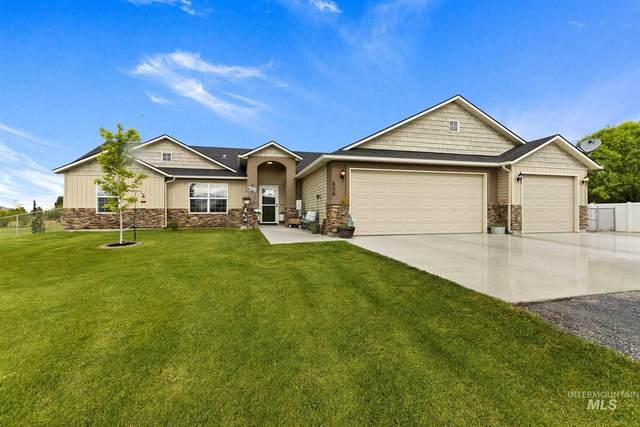 606 Pioneer Mountain Loop, Jerome, ID 83338 (MLS #98806760) :: Hessing Group Real Estate