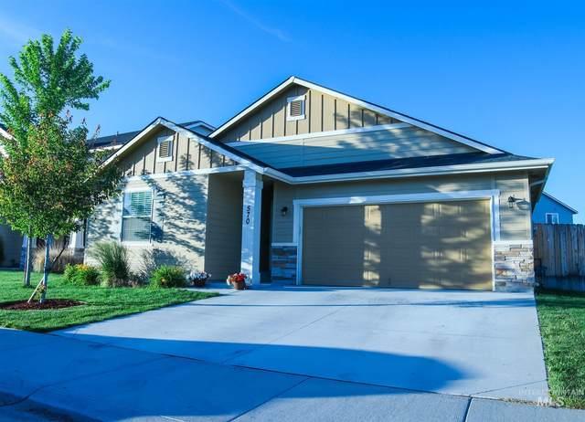 570 N Keagan Way, Meridian, ID 83642 (MLS #98806769) :: Own Boise Real Estate