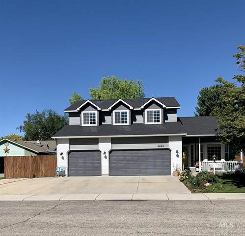 4699 N Porsche Way, Boise, ID 83713 (MLS #98806771) :: Epic Realty