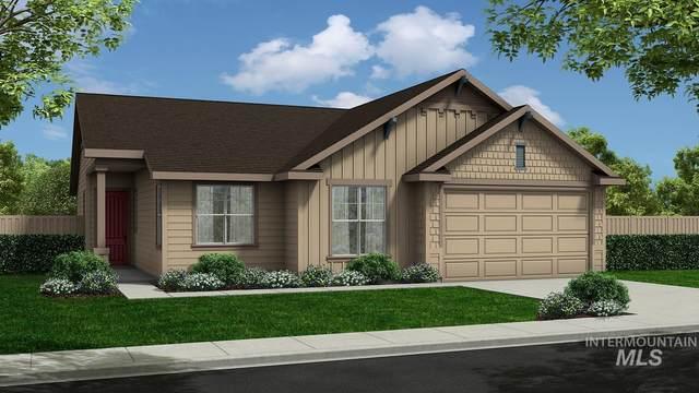 12855 S Milazzo Way, Nampa, ID 83686 (MLS #98806774) :: Bafundi Real Estate