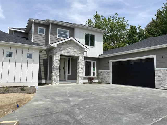 4834 W Eagle Landing, Eagle, ID 83616 (MLS #98806795) :: Bafundi Real Estate