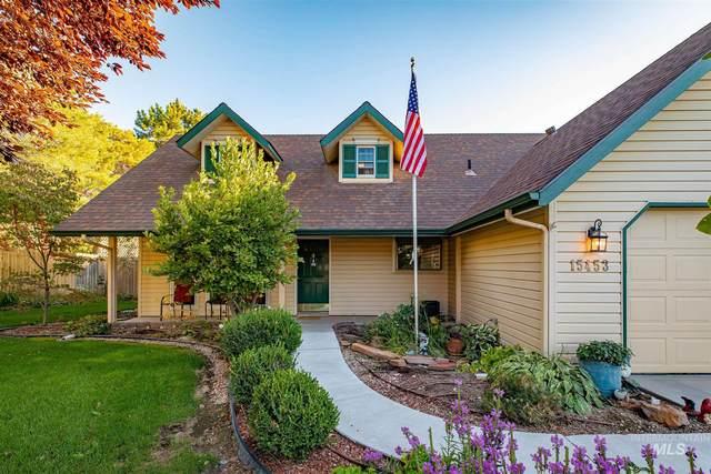 15453 Rosewood St, Caldwell, ID 83607 (MLS #98806815) :: Haith Real Estate Team