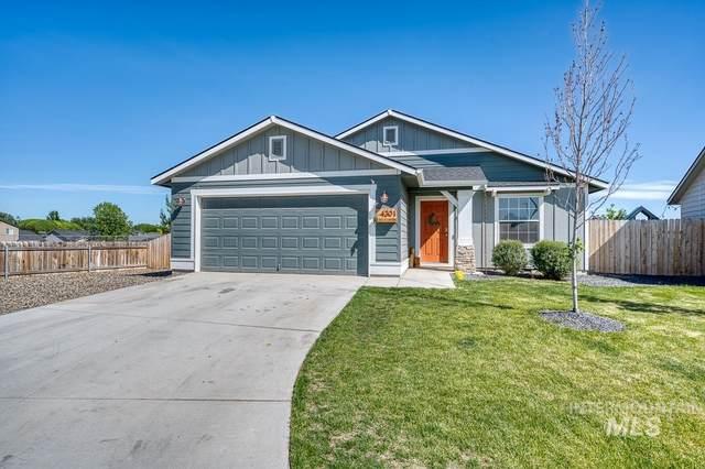 4301 Newbridge St., Caldwell, ID 83607 (MLS #98806817) :: Haith Real Estate Team