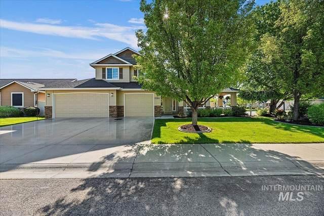 3750 N Rhodes, Meridian, ID 83646 (MLS #98806828) :: Build Idaho
