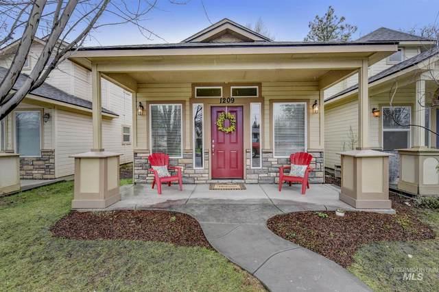 1209 W Targee St, Boise, ID 83706 (MLS #98806829) :: Own Boise Real Estate