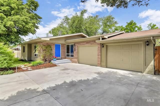 3708 W Catalpa Dr, Boise, ID 83703 (MLS #98806837) :: Own Boise Real Estate