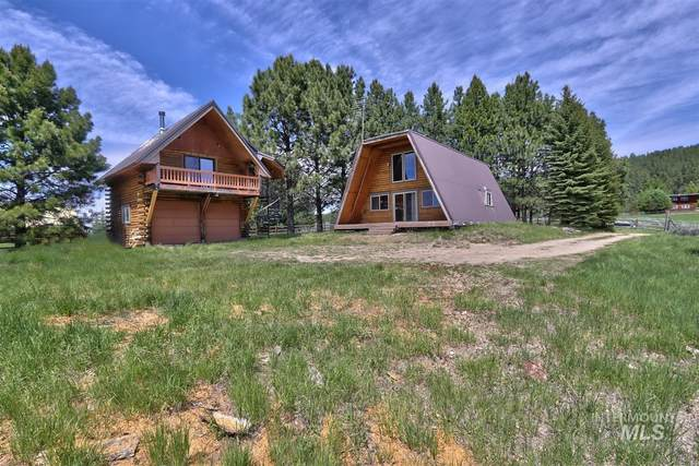 7 Obrien Court, Cascade, ID 83611 (MLS #98806847) :: Team One Group Real Estate
