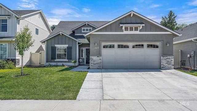 2469 E Blackstone Dr, Eagle, ID 83616 (MLS #98806853) :: Jon Gosche Real Estate, LLC