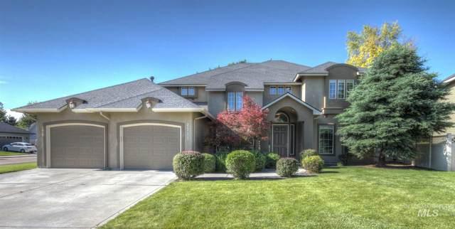 2763 W Torana, Meridian, ID 83646 (MLS #98806862) :: Build Idaho