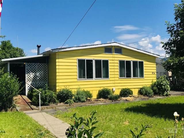 824 Nickel St., Kamiah, ID 83536 (MLS #98806889) :: Hessing Group Real Estate