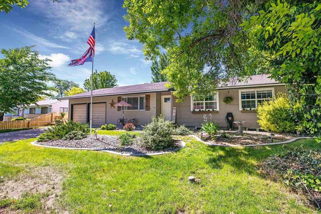 1540 Richmond Drive, Twin Falls, ID 83301 (MLS #98806900) :: City of Trees Real Estate