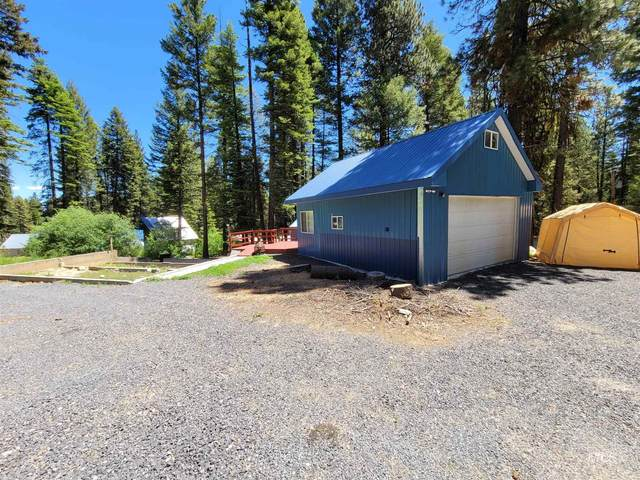 610 West Mountain Road, Cascade, ID 83611 (MLS #98806913) :: Build Idaho