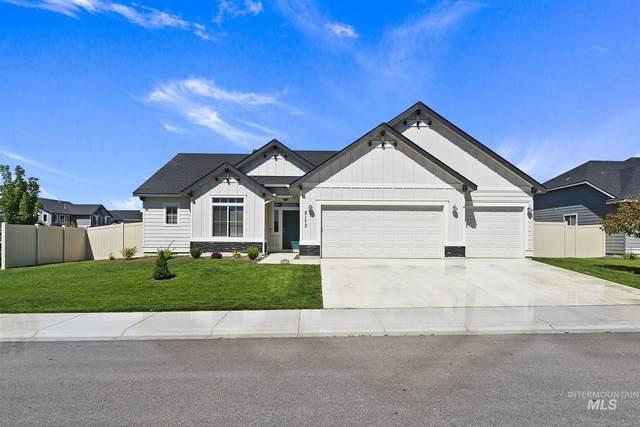2173 N Cardigan Ave, Star, ID 83669 (MLS #98806915) :: Scott Swan Real Estate Group