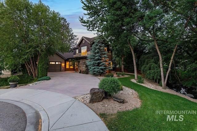 377 E Sydmor Dr, Boise, ID 83706 (MLS #98806916) :: Own Boise Real Estate