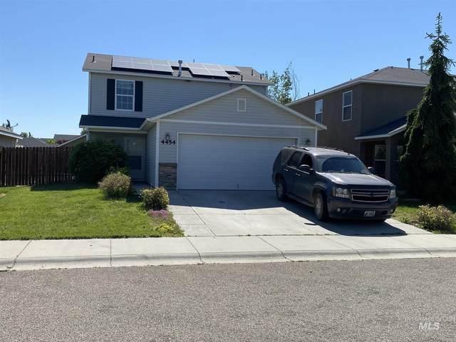 4454 N Longabaugh Way, Meridian, ID 83642 (MLS #98806917) :: Own Boise Real Estate