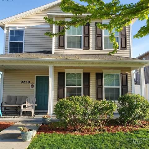 9229 W Shelterwood, Boise, ID 83709 (MLS #98806965) :: Own Boise Real Estate